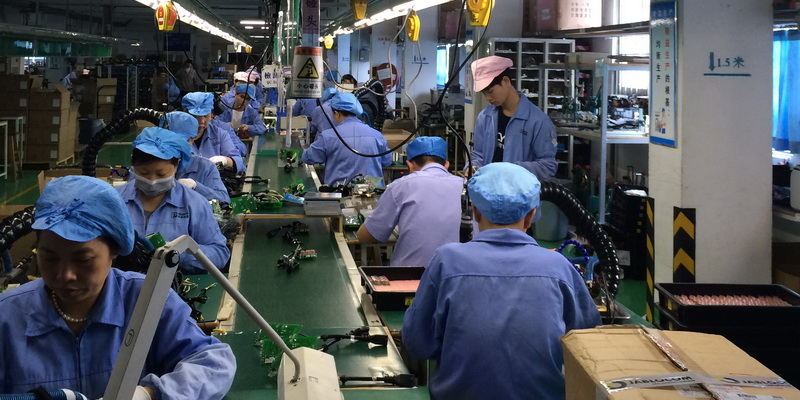 About Prosoyo Technology | Electronic Manufacturing Service